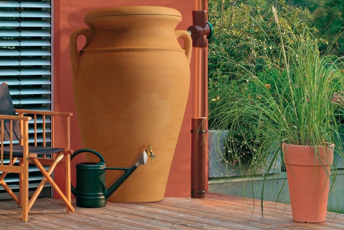 ёмкости для сбора дождевой воды