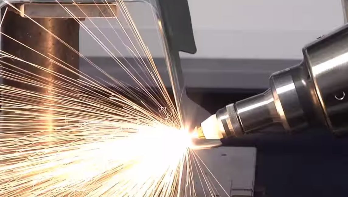 Все про лазерную резку стали