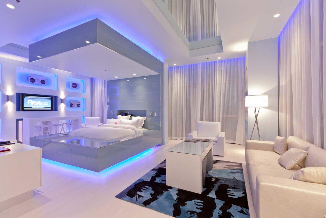 Светодиодные ленты для оформления освещения в доме